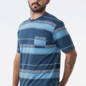 CTEMF9_SWC AURORA STRIPE TEE_ROYAL BLUE_SIDE