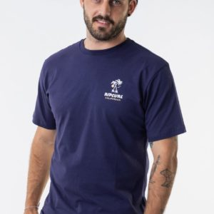 CTEOF9-SURF SUPPLY DESTO TEE- NAVY_FRONT SIDE