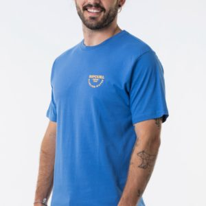CTEOT9_MADE FOR PLAIN TEE_DEFT BLUE_FRONT SIDE