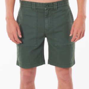 RIPCURL_SA_MENS_WALKSHORTS_CWABR9_Surfheads Incoming Short_DARK OLIVE_FRONT
