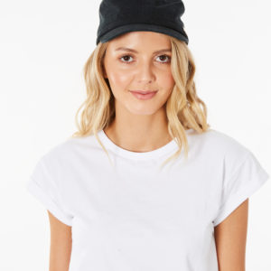 GCAEO1_Essential Station Cap_BLACK_FRONT