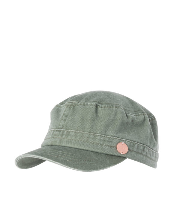 GCAEO1_Essential Station Cap_OLIVE_SOLO