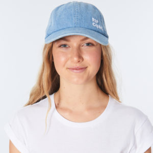 GCAIQ1_Revival Denim Cap_BLUE_FRONT