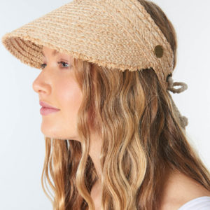 GVIBC1_Surf Shack Straw Visor_NATURAL_SIDE