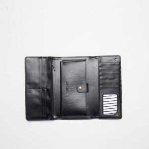 LWUIS1_Ess II Phone Wallet_BLACK_OPEN