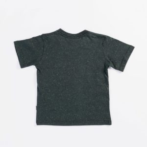 OTETUK_TUCK TUCK TEE_BLACK LIME_BACK