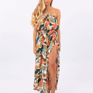 RIPCURL_SA_LADIES_DRESSES_GDRIW8_Tropic-Coast-Maxi-Dress_HOT-CORAL_FRONT