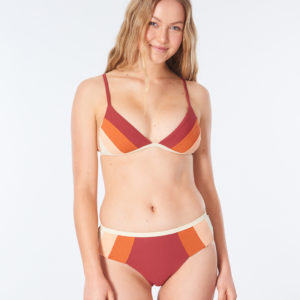 RIPCURL_SA_LADIES_S20_SWIMWEAR_GSIFZ9_Golden Days Block Tri_MAROON_FRONT