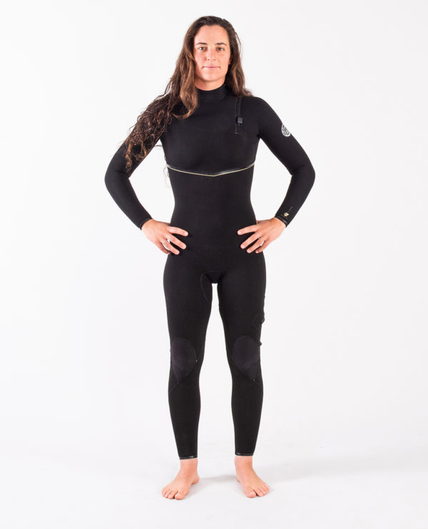 RIP_CURL_SA_LADIES_E7_WETSUITS_WSMYUG_E7 Limited Edition E-Bomb 4:3mm Zip Free Wetsuit Steamer_LADIES_BLACK_FRONT_HIP