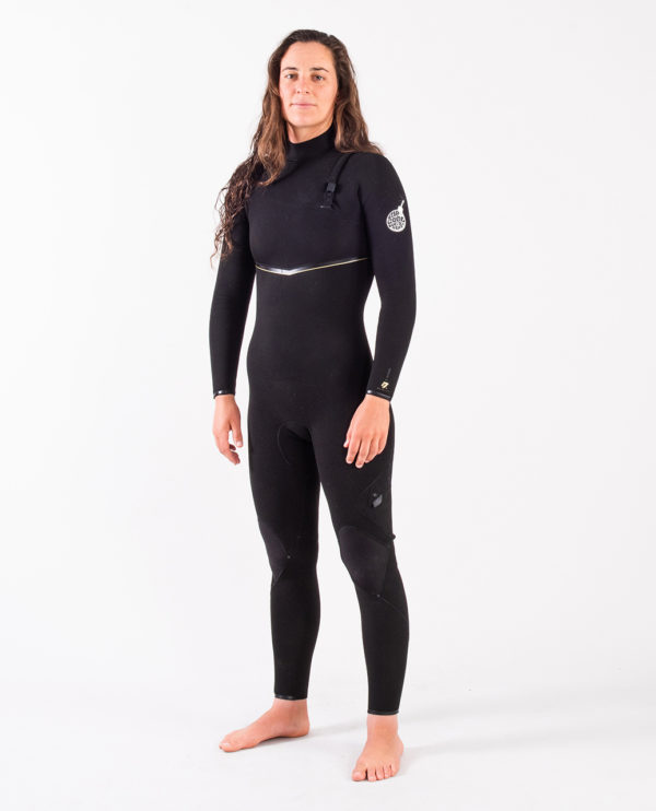 RIP_CURL_SA_LADIES_E7_WETSUITS_WSMYUG_E7 Limited Edition E-Bomb 4:3mm Zip Free Wetsuit Steamer_LADIES_BLACK_SIDE