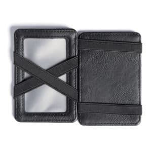 BWUJO2_Pu Magic Wallet_BLACK_OPEN