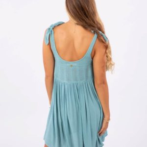 GDRIQ8_OCEAN SPRAY COVER UP_TEAL_BACK