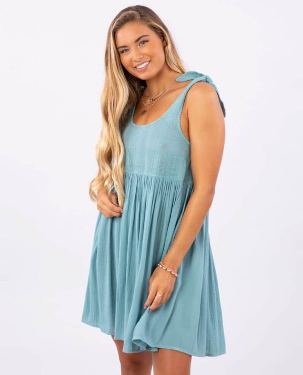 GDRIQ8_OCEAN SPRAY COVER UP_TEAL_FRONT