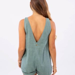 GOVCA1_Holly Romper_ARMY_BACK
