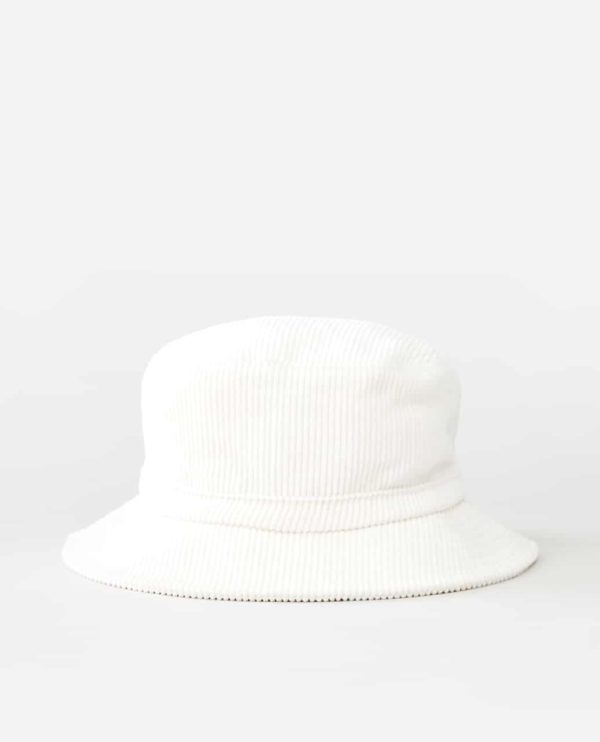 CHABA9_SURF REVIVAL BUCKET HAT_WHITE_BACK