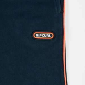 KPABL9_SURF REVIVAL TRACKPANT_NAVY_FRONT DETAIL