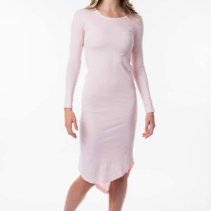 LDRFT7_STAY CHILLED SUMMER DRESS_PINK_FRONT