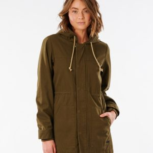 RIP_CURL_SA_LADIES_JACKETS_GJKAY9_JOURNEY II JACKET_OLIVE_FRONT
