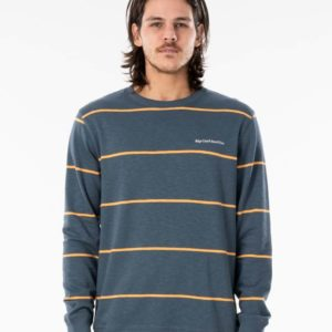 RIP_CURL_SA_MENS_JUMPERS_CREW_CFEDV9_SALTWATER CULTURE CREW_WASHED NAVY_FRONT