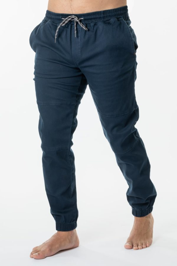 CPADES_DESTROYER PANT_NAVY_FRONT SIDE